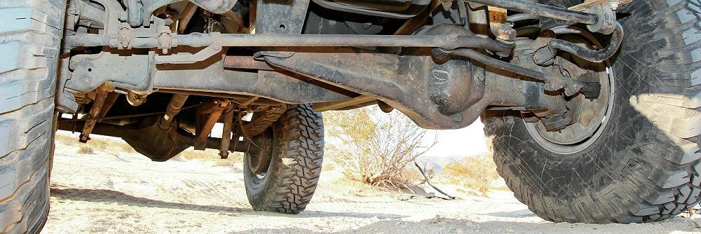 Dana 44 & Dana 44HD TTB Front Axles – Blue Oval Trucks