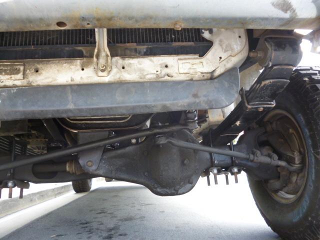 1997 f250 powerstroke front axle