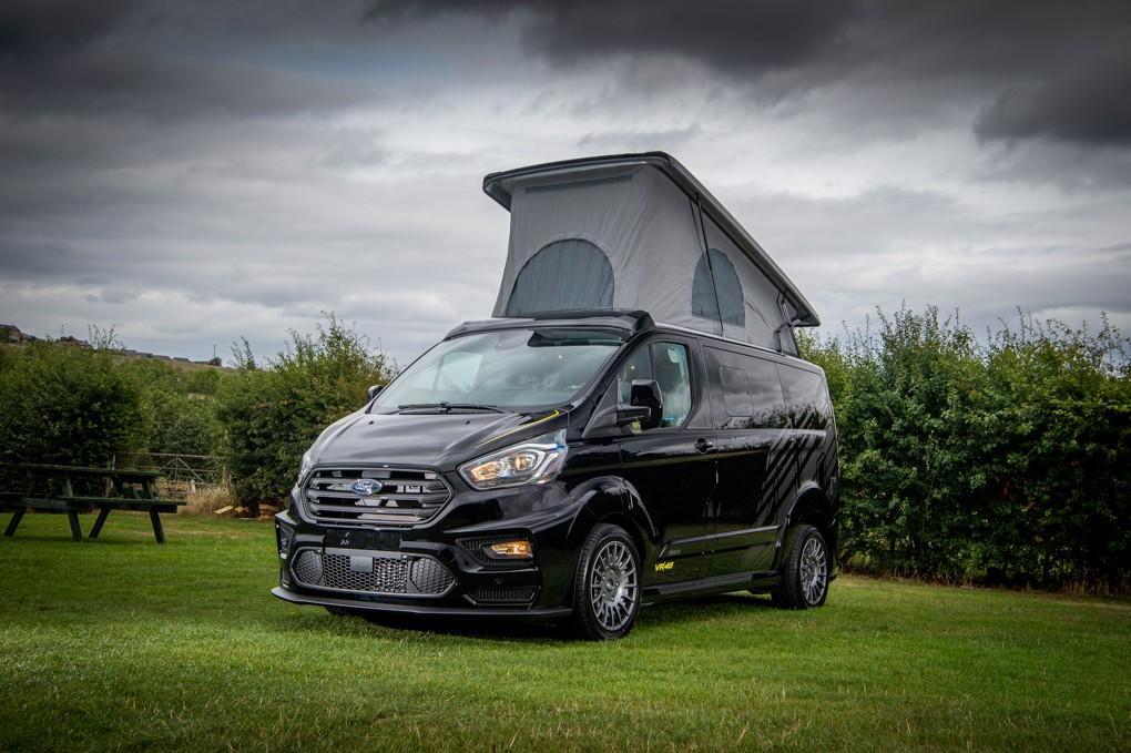 Ford Terrier M-Sport Camper Van – Blue Oval Trucks